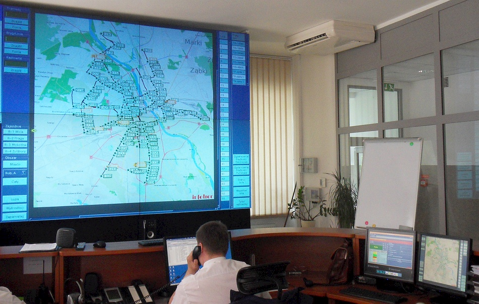 SNRT2000 Dispatch Center